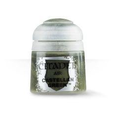 Citadel Airbrush Paints: Castellan Green Air (12ML)