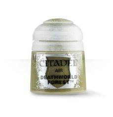 Citadel Airbrush Paints: Deathworld Forest Air (12ML)