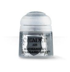 Citadel Airbrush Paints: Mechanicus Standard Grey Air (12ML)