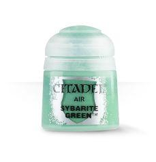 Citadel Airbrush Paints: Sybarite Green Air (12ML)