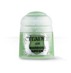 Citadel Airbrush Paints: Warboss Green Air (12ML)