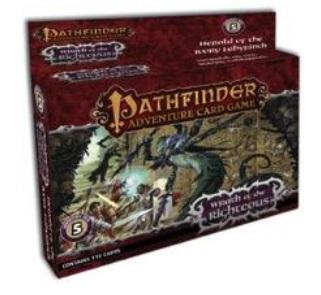 Pathfinder Adventure Card Game: Wrath of Righteous Adventure Deck 5: Herald of the Ivory Labyrinth