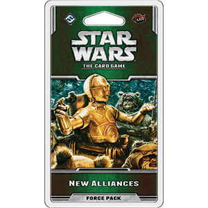 Star Wars LCG: New Alliances Force Pack