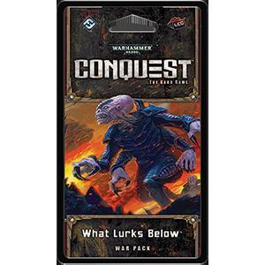 What Lurks Below War Pack