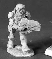 Chronoscope: Aztec, IMEF Trooper