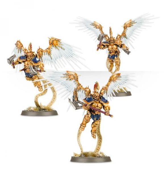 Age of Sigmar: Stormcast Eternals Prosecutors [2016 VERSION]