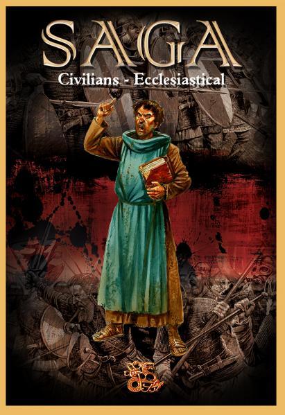 SAGA Scenics: Ecclesiastical Civilians