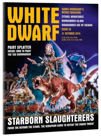 White Dwarf Weekly Issue 92