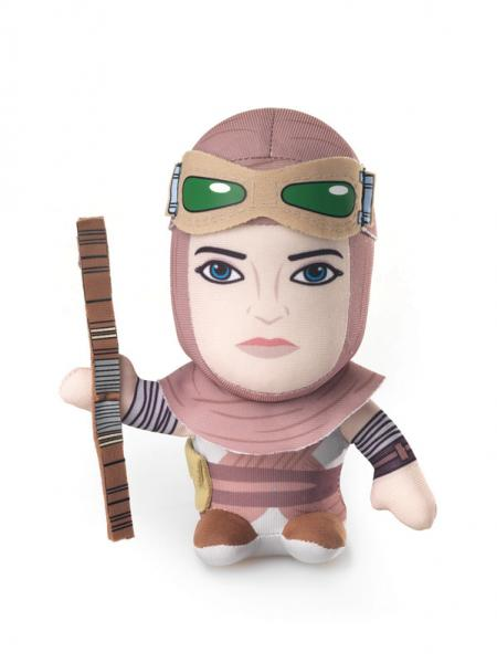 Star Wars The Force Awakens: Super Deformed Plush - Rey