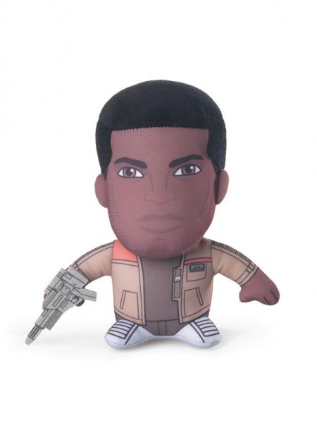 Star Wars The Force Awakens: Super Deformed Plush - Finn