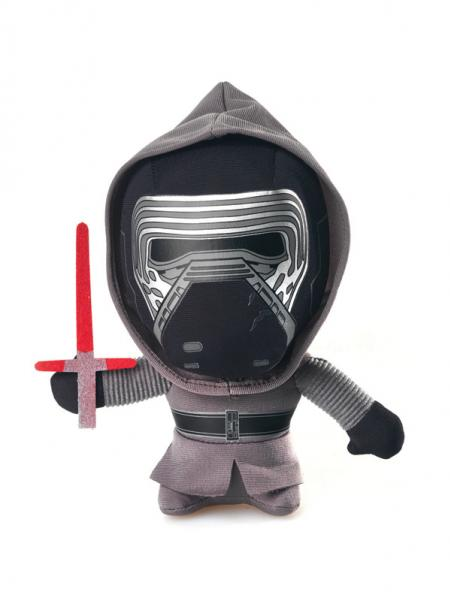 Star Wars The Force Awakens: Super Deformed Plush - Kylo Ren