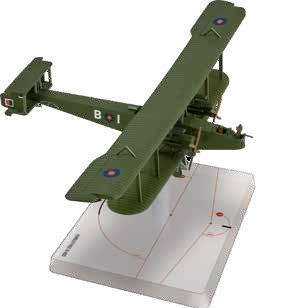 Wings Of Glory WWI Miniatures: Handley Page O/400 (RAF)