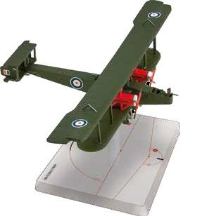 Wings Of Glory WWI Miniatures: Handley Page O/400 (RNAS)