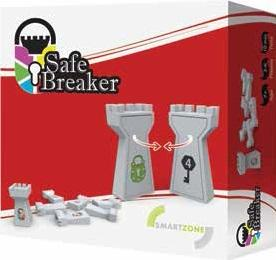 Safe Breaker: reveal the code of the other players!