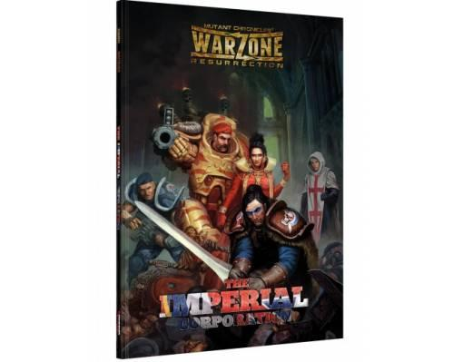 Warzone Resurrection: (Imperial) Warbook Expansion Pack