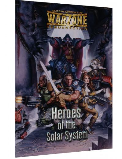 Warzone Resurrection: Heroes Of The Solar System Expansion Pack