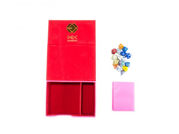 Dex Protection: Creation Line - Medium Deckbox - Pink