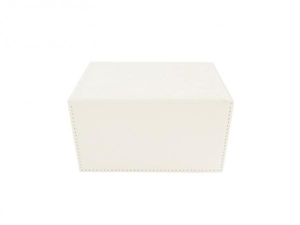 Dex Protection: Creation Line - Medium Deckbox - White