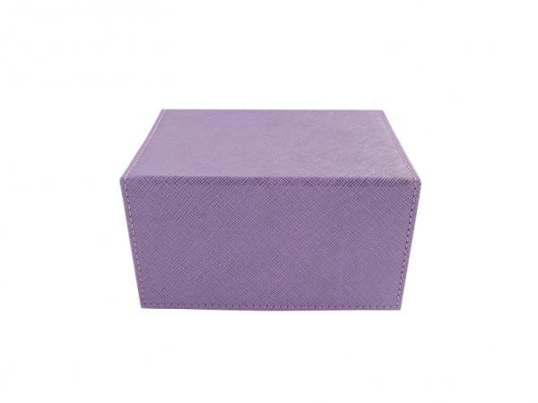 Dex Protection: Creation Line - Medium Deckbox - Purple