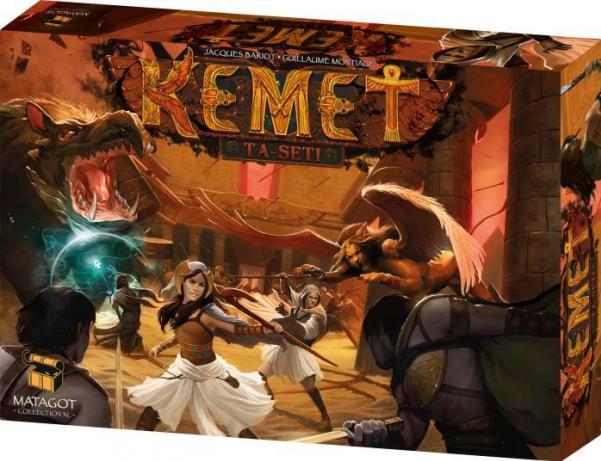 Kemet: Ta-Seti (Expansion)