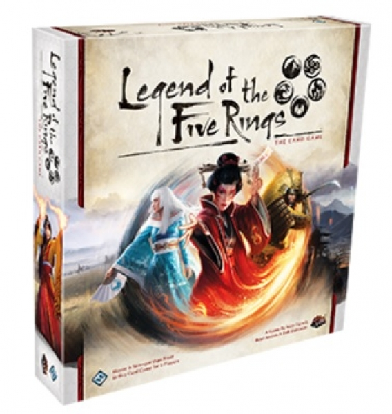 Legend of the Five Rings LCG: Core Game