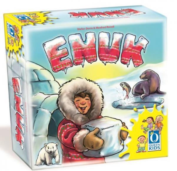 Enuk The Eskimo