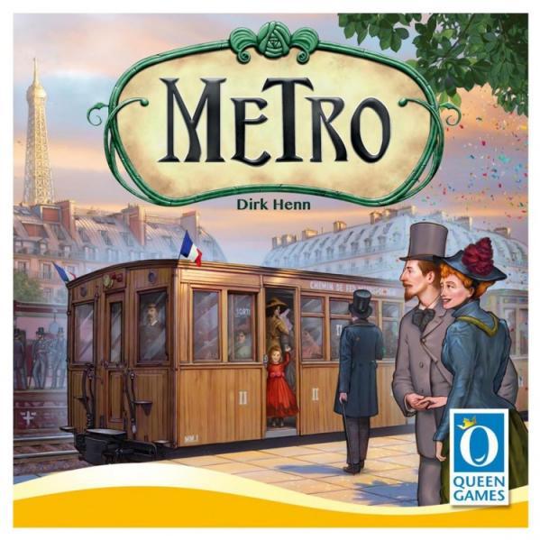 Metro: Core Game
