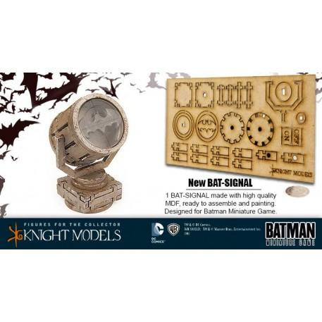 Batman Miniature Game: Bat Signal Objective Marker
