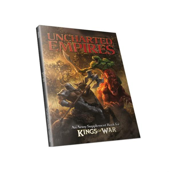 Kings Of War, 2nd Edition: Uncharted Empires