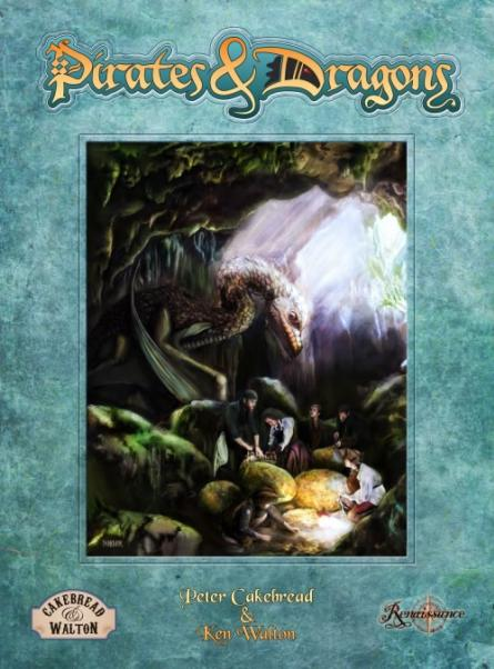 Pirates & Dragons RPG: Core Rulebook (D100 System)