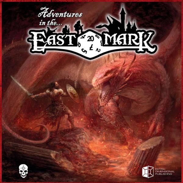 Adventures In The East Mark RPG: Basic Rules Set