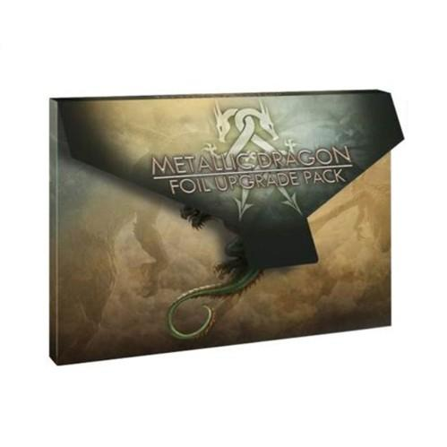 Draco Magi: 24 Card Foil Metallic Dragon Pack