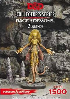D&D Collector's Series: Zuggtmoy (Limited)