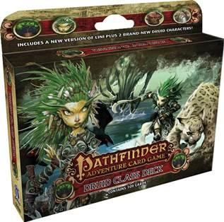 Pathfinder Adventure Card Game: (Class Deck) Druid