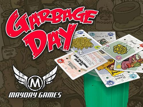 Garbage Day: Core Game