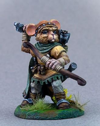 Mouse Ranger w/Bow