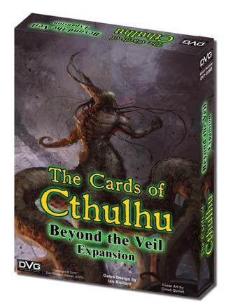 The Cards Of Cthulhu: Beyond The Veil (Expansion)