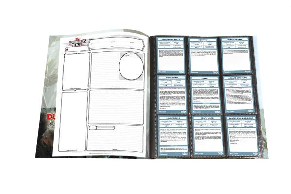 Ultra Pro Binder: Folio - D&D Character Demogorgon