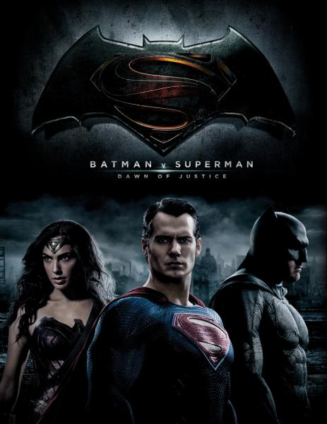 (Batman vs Superman: Dawn Of Justice) Counter Display