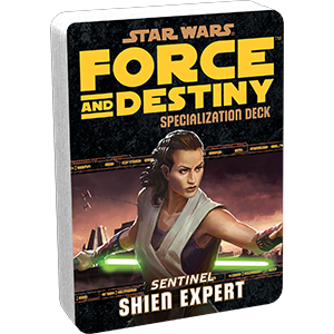 Force & Destiny RPG: Shien Expert Specialization Deck