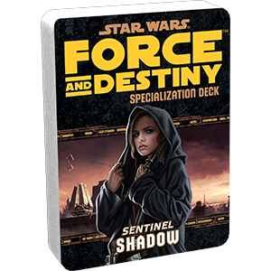 Force & Destiny RPG: Shadow Specialization Deck