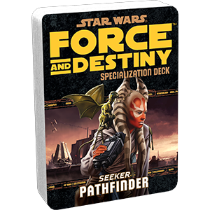 Force & Destiny RPG: Pathfinder Specialization Deck