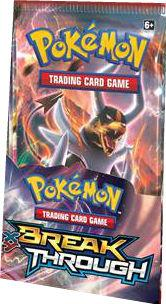 Pokemon CCG: XY8 BREAKthrough Booster Pack (1 Pack)