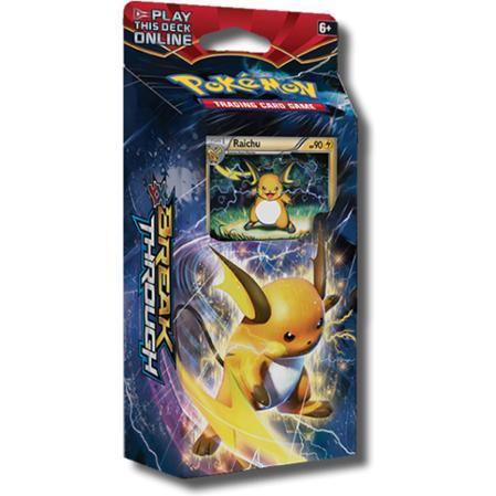 Pokemon CCG: XY8 BREAKthrough Theme Deck (1 Deck)