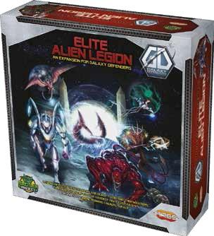 Galaxy Defenders: Elite Alien Legion (Expansion)