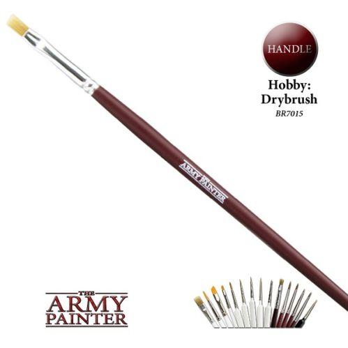 Painting Supplies: (Hobby Brush) Drybrush