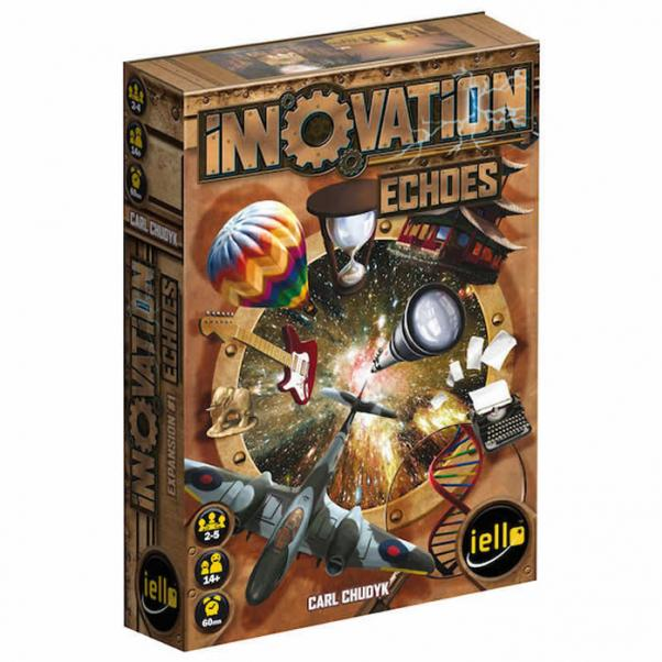 Innovation Expansion: Echoes (Reprint)