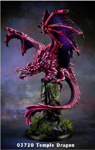Dark Heaven Legends: Temple Dragon