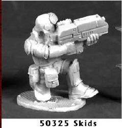 Chronoscope:  Skids, IMEF Trooper