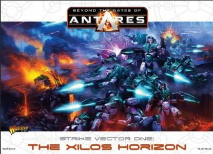 Beyond The Gates Of Antares: Strike Vector One - The Xilos Horizon Starter Set